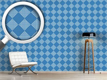 Pattern Wallpaper Easy Patchwork