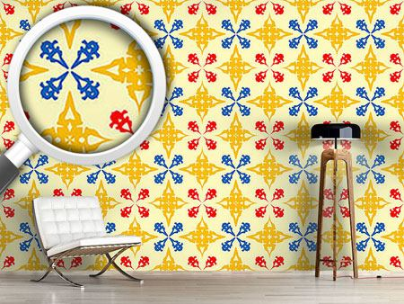 Pattern Wallpaper Desperado