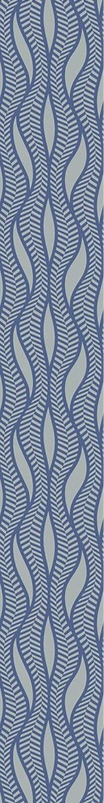 Papier peint design Herringbone Thicket
