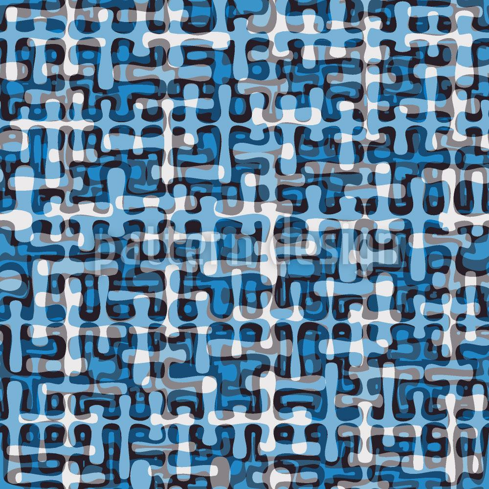 Pattern Wallpaper Drop Maze