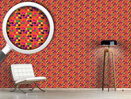 Pattern Wallpaper Confetti For Your Birthday