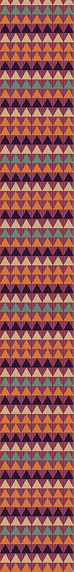 Pattern Wallpaper Triangle And Stripe