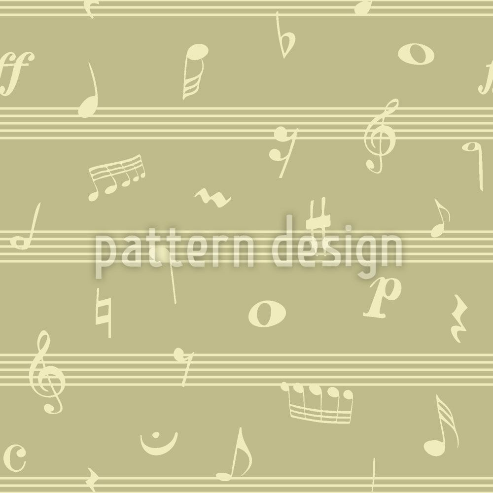 Pattern Wallpaper Psychedelic Jazz