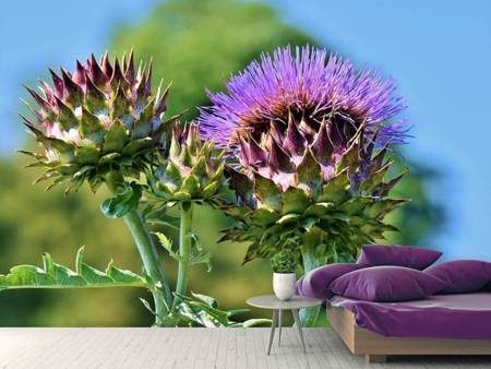 Photo Wallpaper The artichoke XL