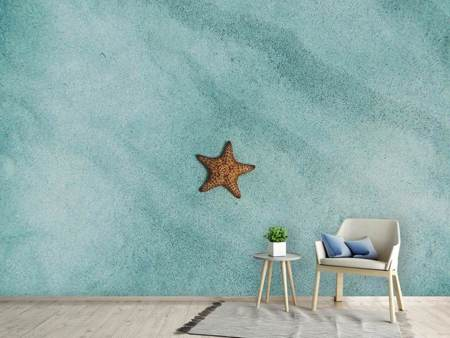 Photo Wallpaper The little starfish