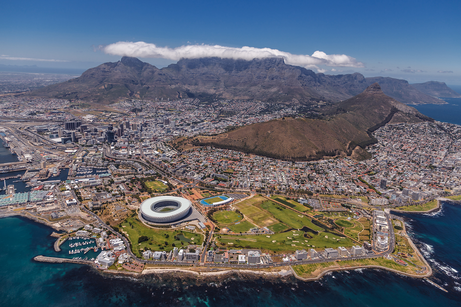 Photo Wallpaper South Africa Cape Town