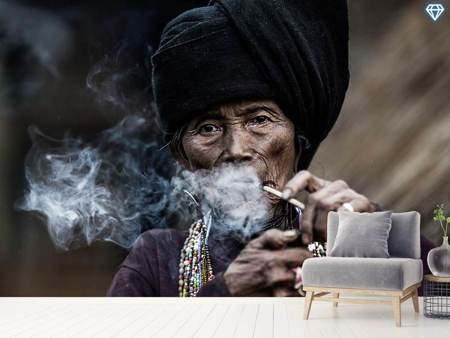 Fotomurale Smoking 2