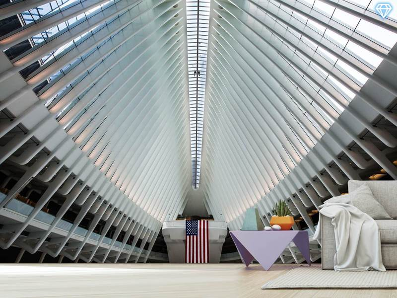 Photo Wallpaper World Trade Center Station
