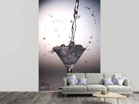 Photo Wallpaper Sparkling Martini