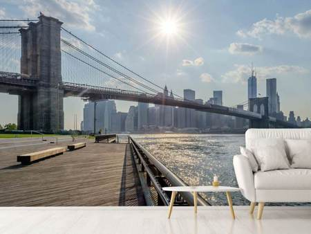 Photo Wallpaper Brooklyn Bridge