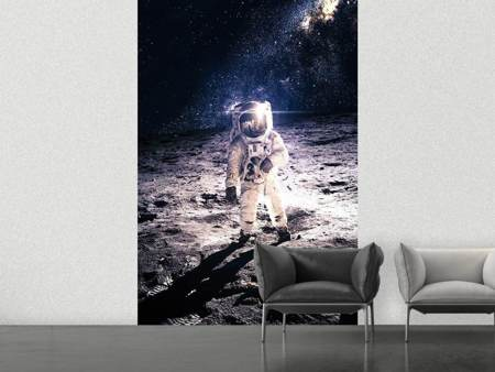 Photo Wallpaper The Astronaut
